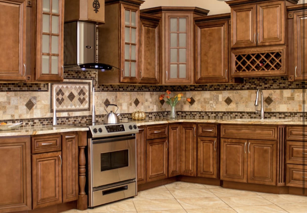 Kitchen Cabinet Refacing - Jersey Cabinet Refinishing